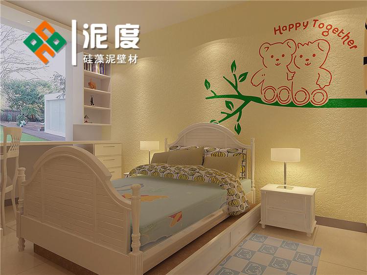 客厅用硅藻泥装修背景墙颜色怎么搭配