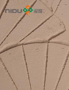 泥度硅藻泥粗料N13 和扇