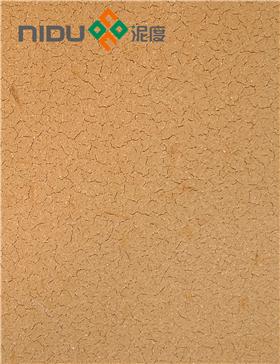 泥度硅藻泥N39裂纹夯土